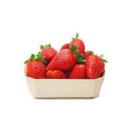 fraise bio 250gr