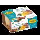 Yaourt de chèvre 2 mangue / 2 myrtilles BIO X4